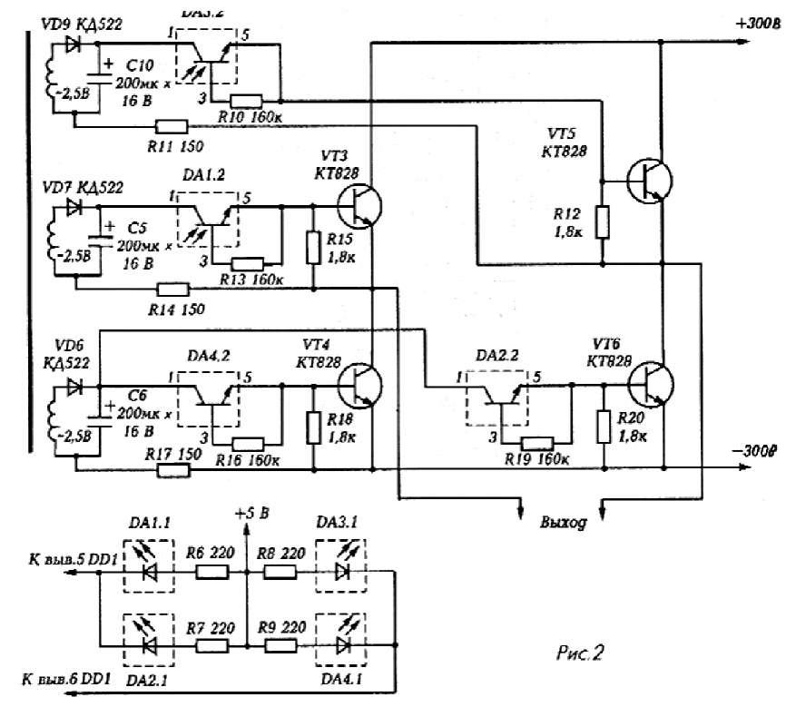 Регулировка скорости электродвигателей переменного тока.