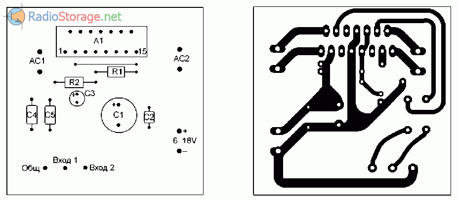 Kenwood ka-32b схема