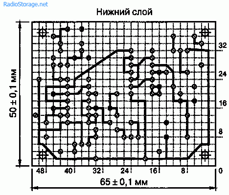 электросхема газ 21