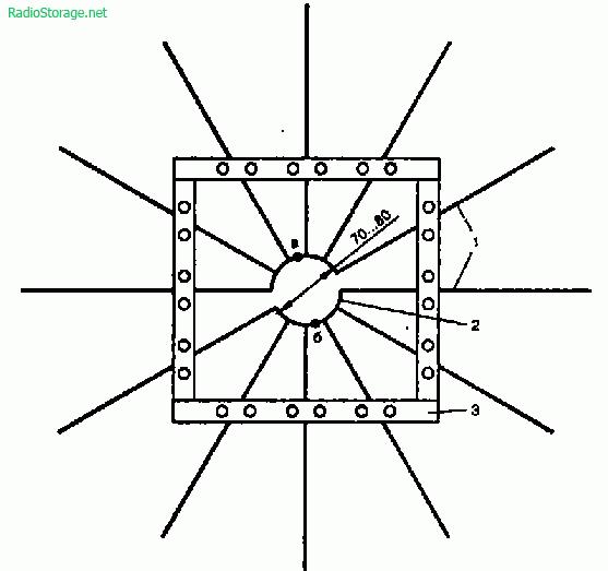 Конструкции простых антенн для