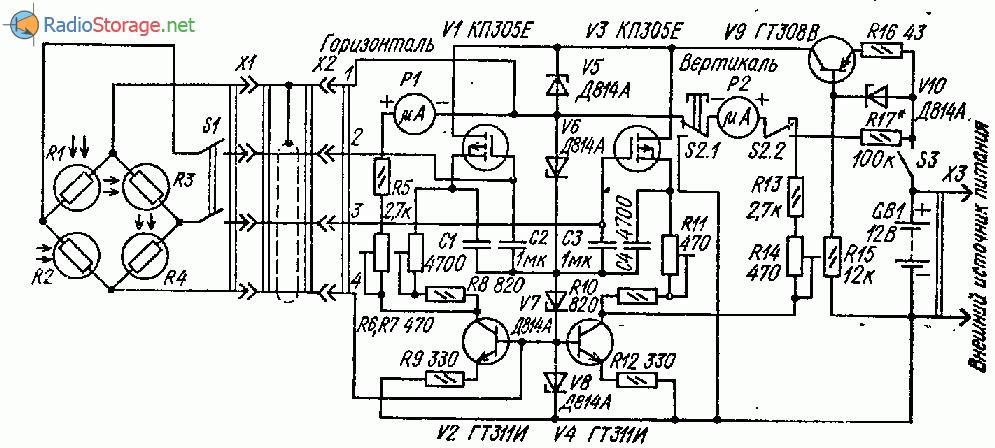 Соединительный кабель (между