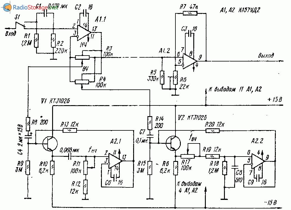 Параметрический регулятор