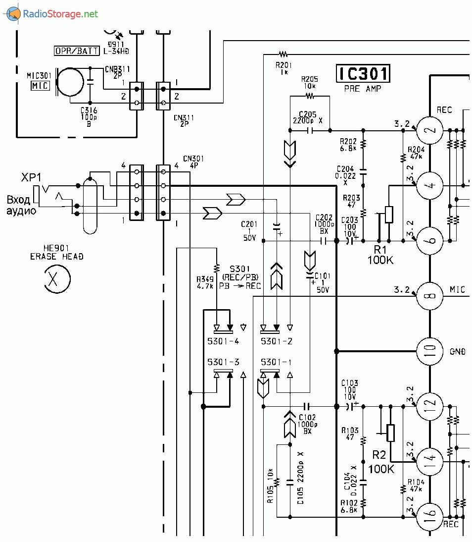 Подключаем старую магнитолу SONY-CFS-B7SMK2 к компьютеру