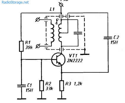 Схема простого SSB приемника на диапазон 80м. - 28 Декабря ...