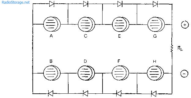 Основные принципы работы солнечных элементов и их включение