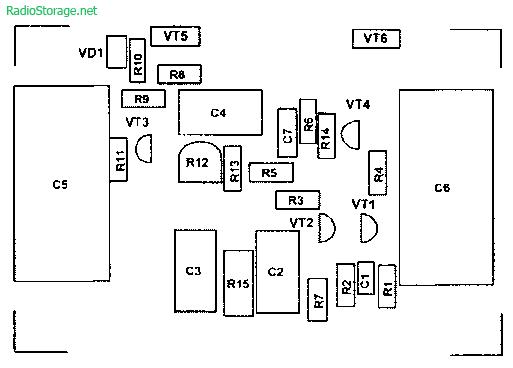 МОП транзисторах ( 60Вт )