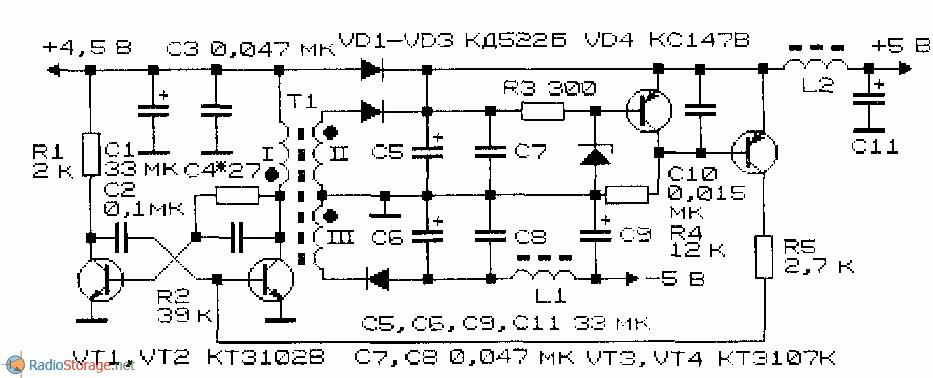 ucc3895 схема включения