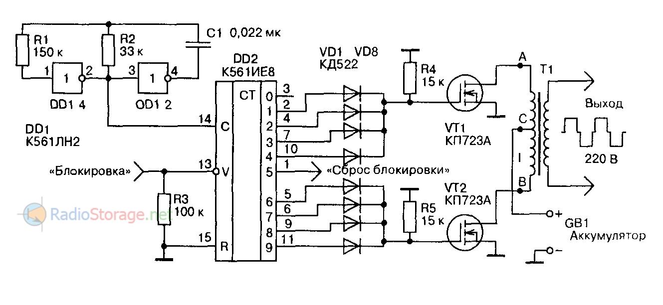 Радио для всех - MOSFET, IGBT и Дарлингтона транзисторы