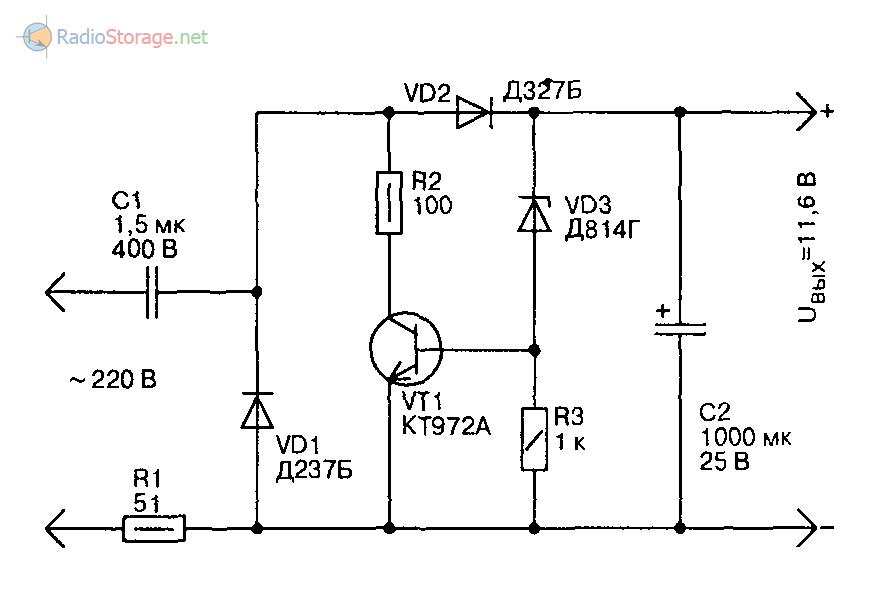 транзистора КТ972А равен 4