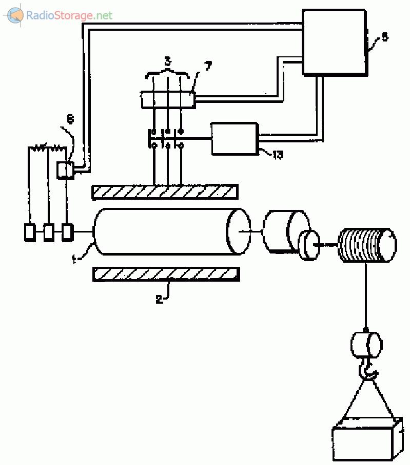 Схемы защиты электродвигателей от перегрузки (из мирового патентного фонда)