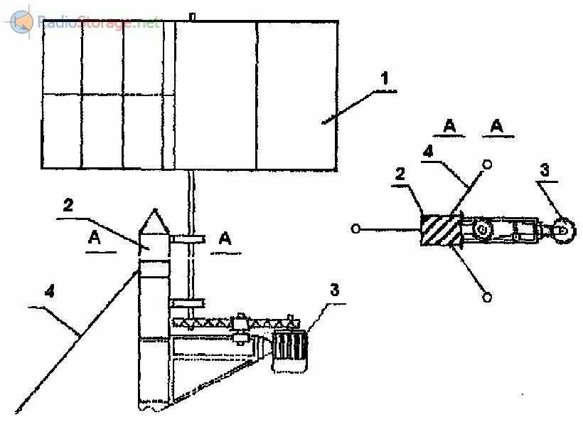 Конструкция ветродвигателя