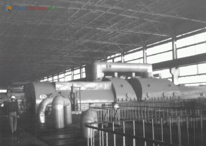 Турбогенератор ТЭС