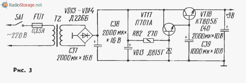 Генератор качающейся частоты на ad9850 - d9