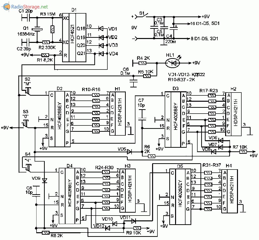 Схемы с радио микросхемами фото 317
