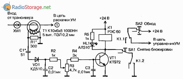 ламповий трансивер