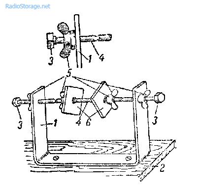 Станочек для размотки провода
