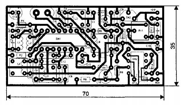 Fm приемники на микросхемах фото 768