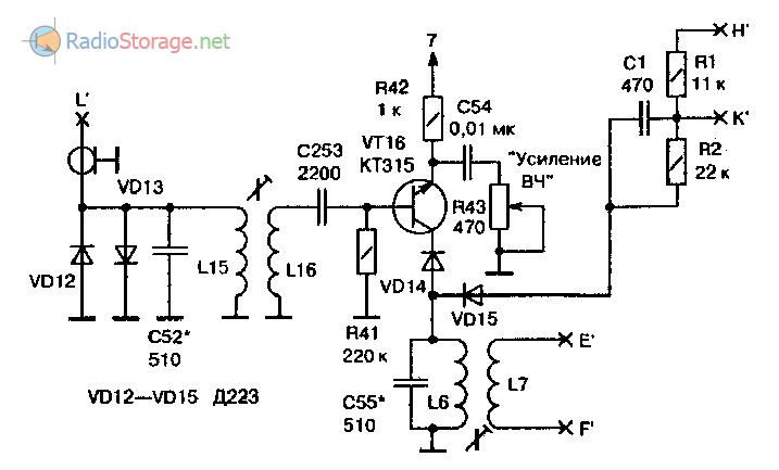 простые ламповые трансиверы