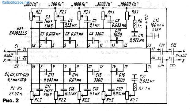 Четыре схемы на К157УД2 - cxem.net