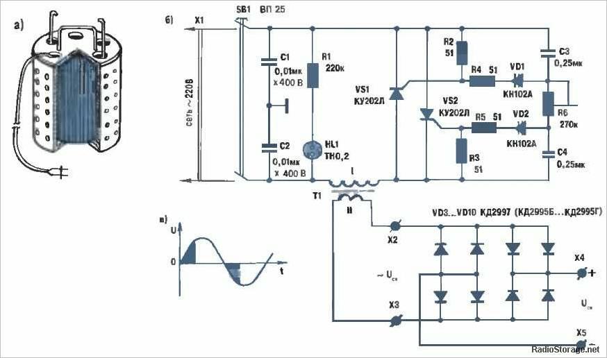 транзисторного регулятора